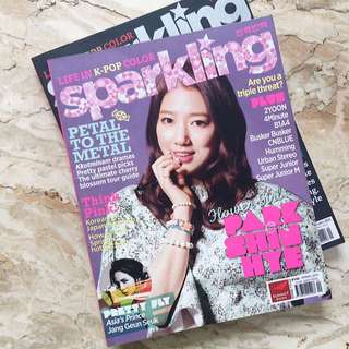 Sparkling Magazine Spring 2013 issue