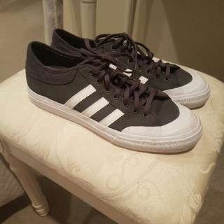 Grey Adidas Shoes