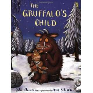 FREE delivery★  BN: Picture Book - The Gruffalo's Child