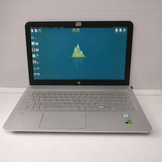 HP ENVY 15-ae112tx i7-6500u 8GB Ram 300GB HDD (With Charger/USB mouse/Box/1 year left official HP warranty/receipt)