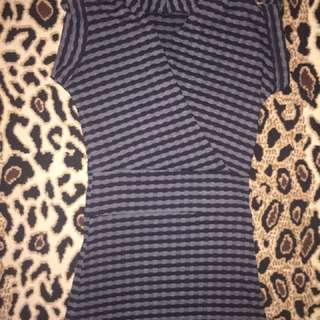 Dress strip stripe