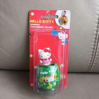 Hello Kitty Hygiene Toothbrush Holder