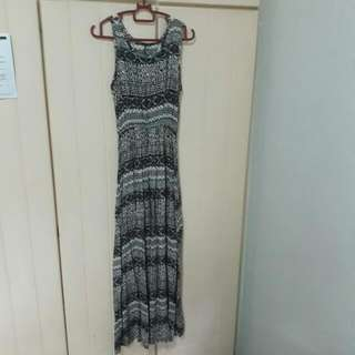 Maxi Tribal Dress