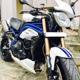 Triumph Speed Triple ( Special Edition )