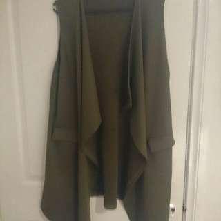 Temt Long Vest/Jacket XL