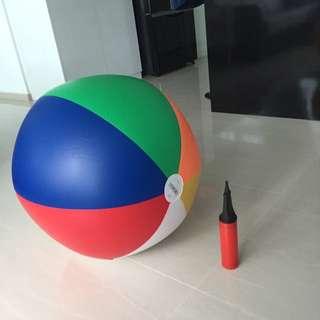 """36"""" Beach Ball 25% Thicker"""