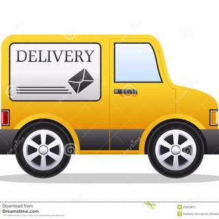 urgently looking for delivery driver for full time