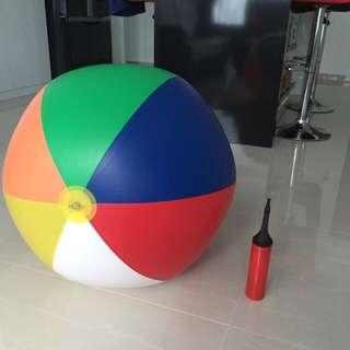 """Beach Ball 36"""" 25% Thicker"""