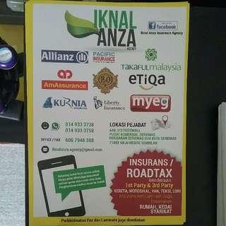 Renew Roadtax Pantas