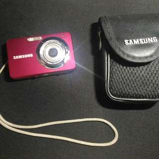 Samsung Digital Camera ST30