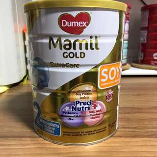 Dumex Mamil Gold Extracare (Soy Formula) 800g
