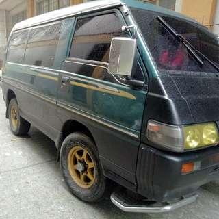 delica van diesel