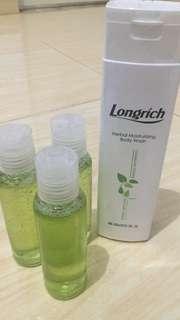Longrich bodywash