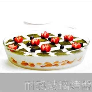 MIT 台灣製造橢圓形耐熱烤盤