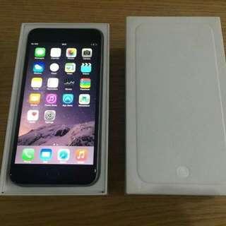 Iphone 6 64GB Space Grey MySet