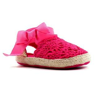 Repriced! Knitted Baby Girl Shoes