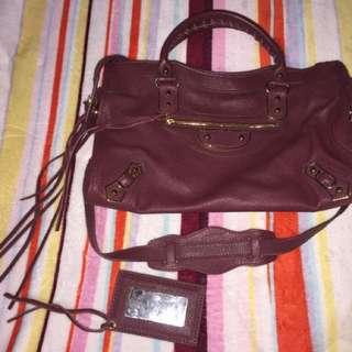 Authentic Balenciaga Bag (negotiable)