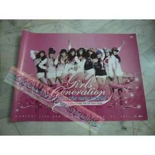 [READY STOCK]GIRLS GENERATION KOREA OFFICIAL POSTER 1PC SHIP USING TUBE (PRICE NOT INCLUDE POSTAGE)(PLEASE READ DETAILS FOR MORE INFO)