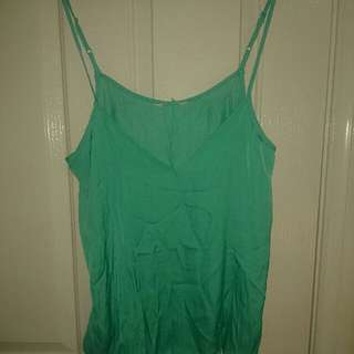 Supre Singlet Top Size M