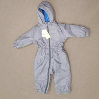 NEW Toddler 2Y Snow Onesie