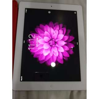Ipad 3rd Gen 16gb Wifi Only - White Color (Retina Display)