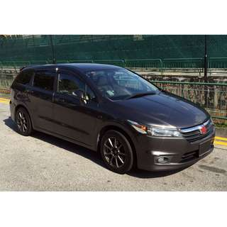 Rental - Honda Stream (available for Uber / Grab or Personal)