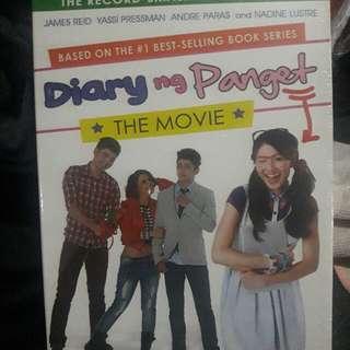 Diary Ng Pangit DVD James Reid Nadine Lustre