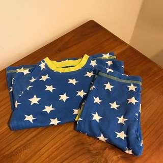 (2-3y) mothercare pyjamas
