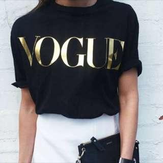 New Vouge Tshirt