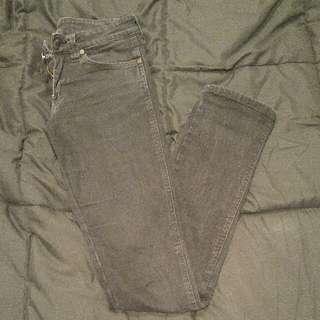 Wrangler Size 26 Black Jeans
