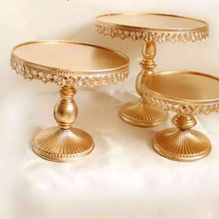 Cake Stands For Rent And Signage