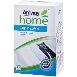 Detergen Serbuk Cucian Pekat SA8 Sabun Basuh Baju AMWAY