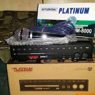Platinum Junior 2