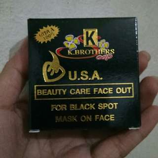 K Brothers Soap U.S.A Beauty Care Face Out