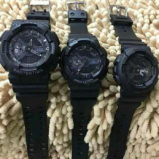 GSHOCK FAMILY EDITION