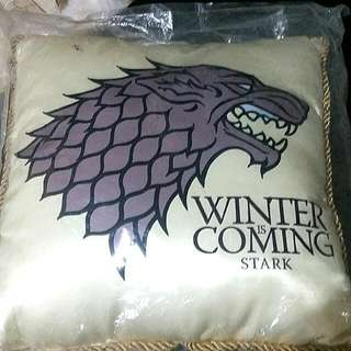 Game of Thrones Limited edition throw pillow ( repriced)