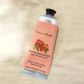 CRABTREE & EVELYN Pomegranate Handcream