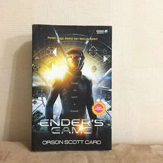 Novel Ender's Game