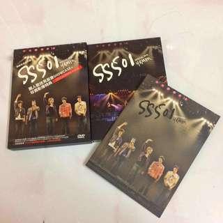 SS501 U R Man showcase DVD & photobook