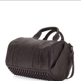 ✨$500✨ALEXANDER WANG Rocco bag (Rare black studs)