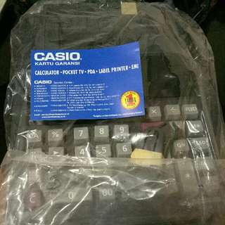 Casio-calculator Printer