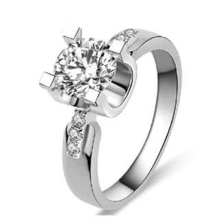 CZ Trend Modish Ring