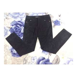 Black Gamosa pants
