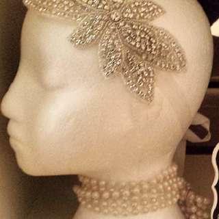 Brand New Bridal Headpiecr