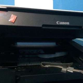 Canon mp198 series printer