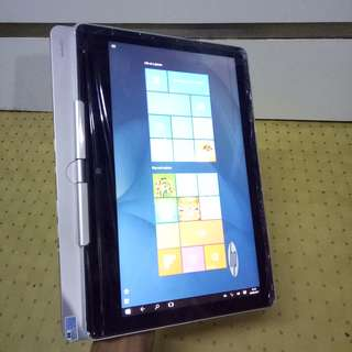 Tablet PC Slim Ringan Hp EliteBook Revolve 810 G2 Intel Corei5 Haswell