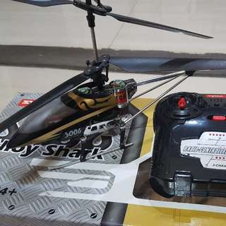 Syma S006 Alloy Shark 3 CH RC Helicopter