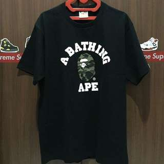 a bathing ape OG tee