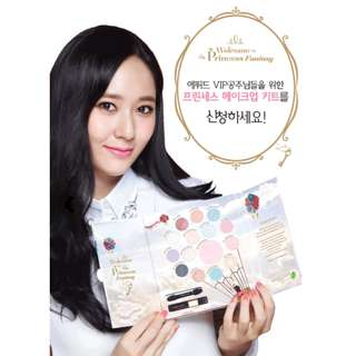 Etude House Princess AD Balloon Kit For VIP (Limited)
