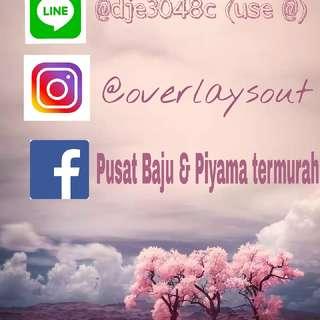 Piyama Termurah Follow Yuk iG Nya